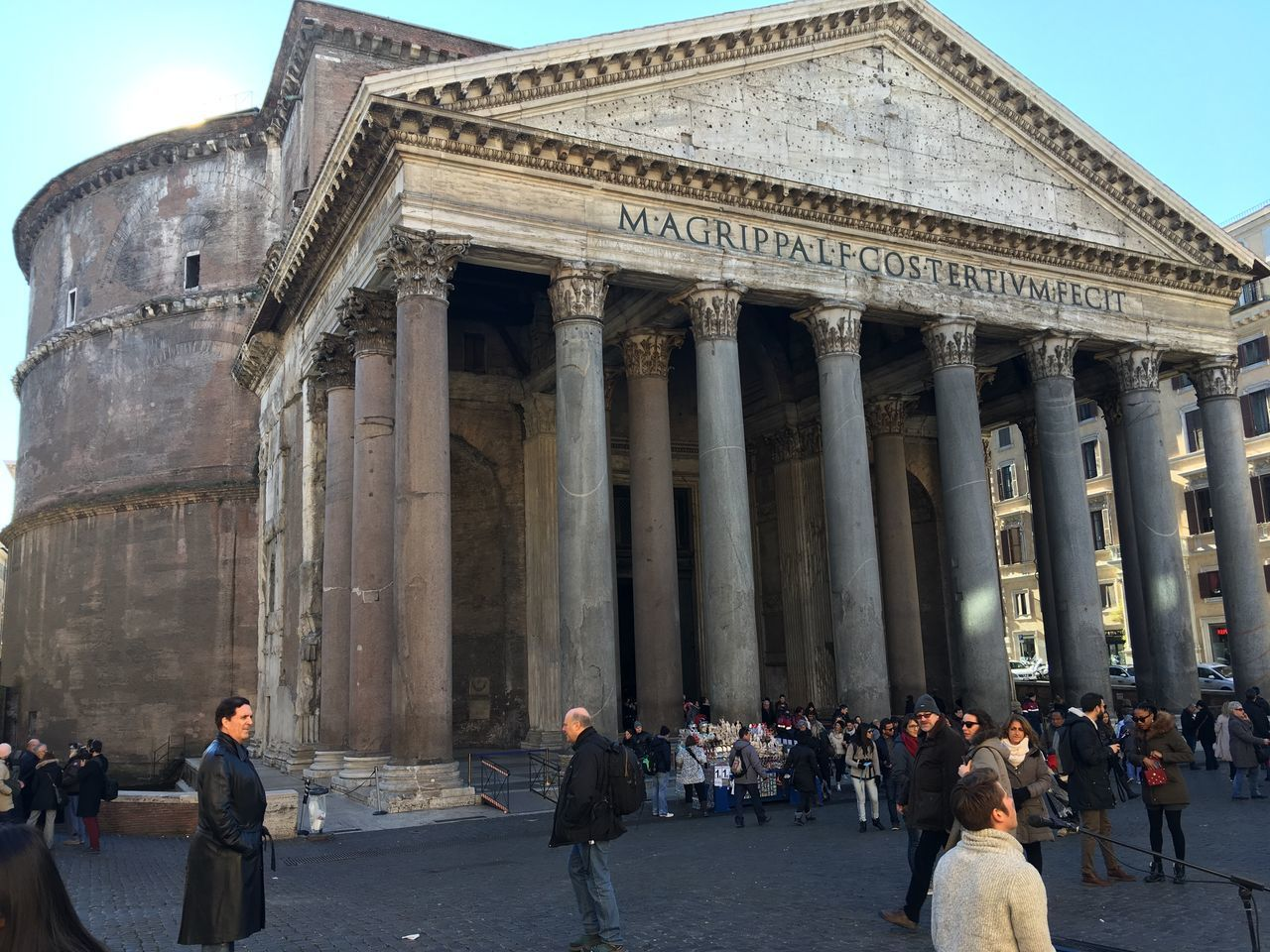 #culture #italy #oldbuildings #Pantheon #Rome #sightseeing #tourism