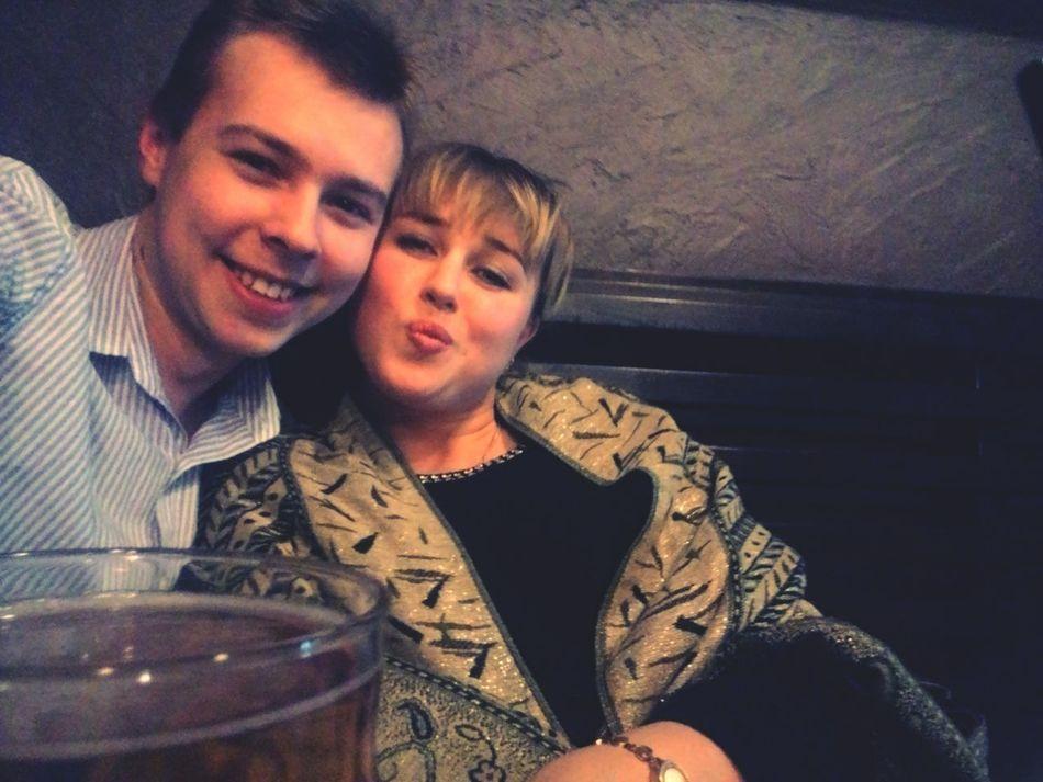 Воксхоллпаб Vauxhall Pub Beer Avec Mon Collegue