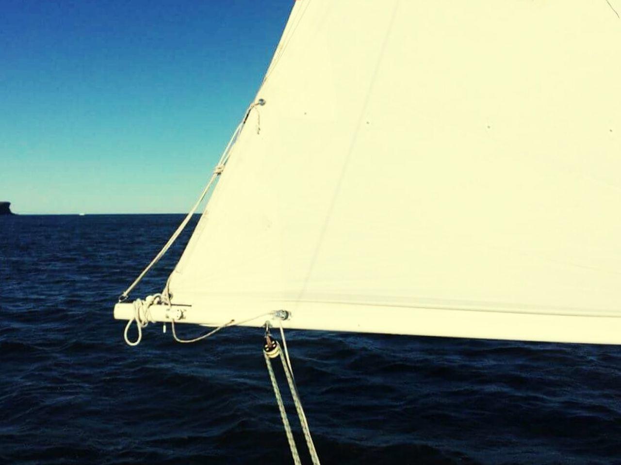 Sea Sailing Nautical Vessel Water Sailing Ship Sport Outdoors Sailboat Horizon Over Water No People Nature Sky Day Yachting