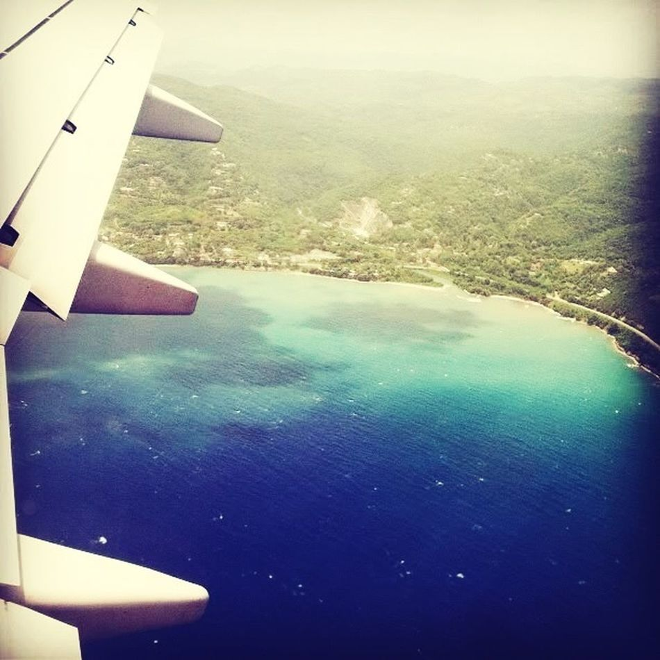 Flying Over Jamrock