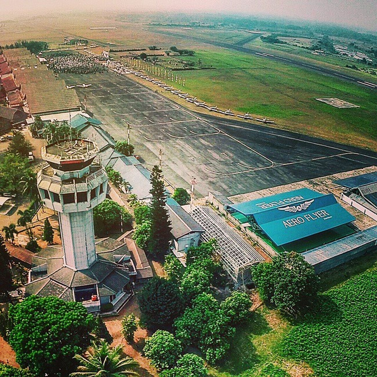 Boediarto Airport ? Aviation Flyingschool Stpi Bandarabudiarto gopro goproid thedjiguy goprooftheday djiphantom djiphantomid