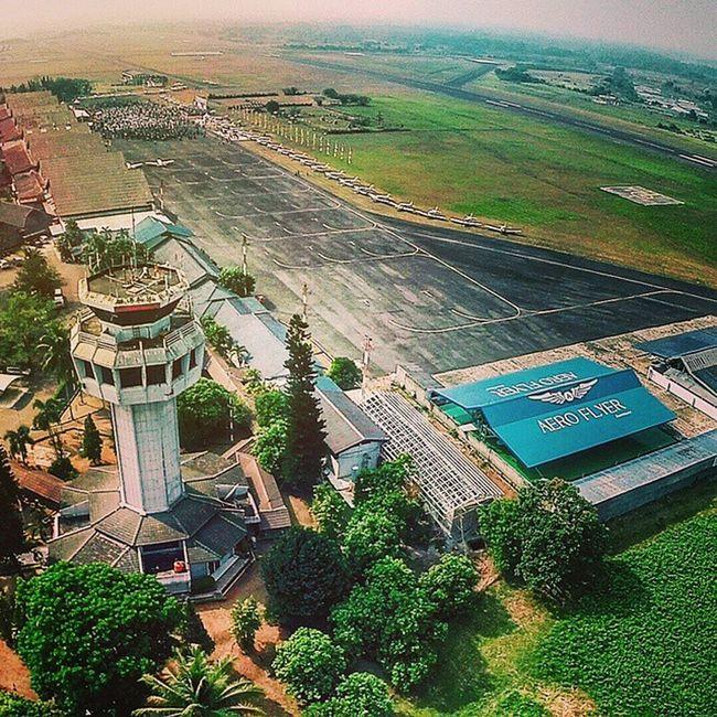Boediarto Airport ? Aviation Flyingschool Stpi Bandarabudiarto gopro goproid thedjiguy goprooftheday djiphantom djiphantomid