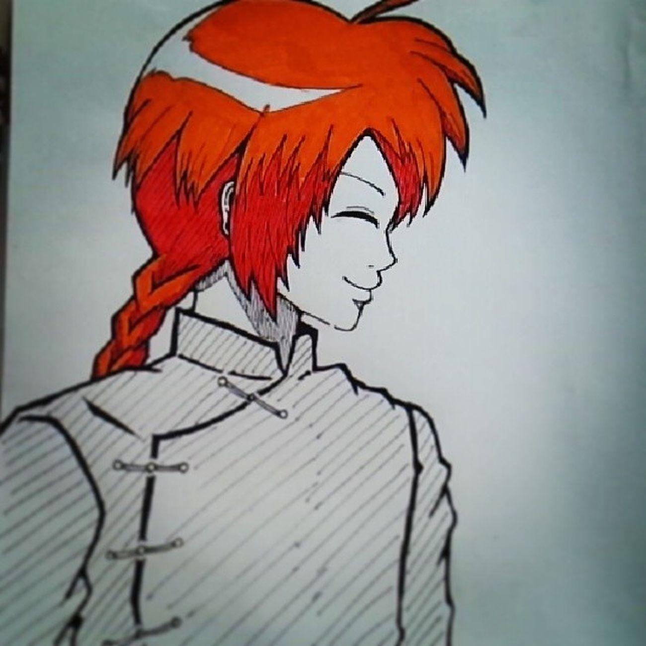 Anime Comic Gintama Kamui Illust 漫画 銀魂 神威 絵