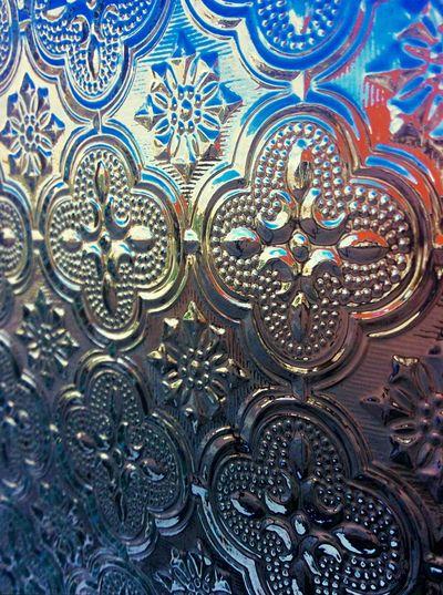 Ipadphotography Closeup Close Up Rotorua  Window Glass Glass Art Pattern Pieces