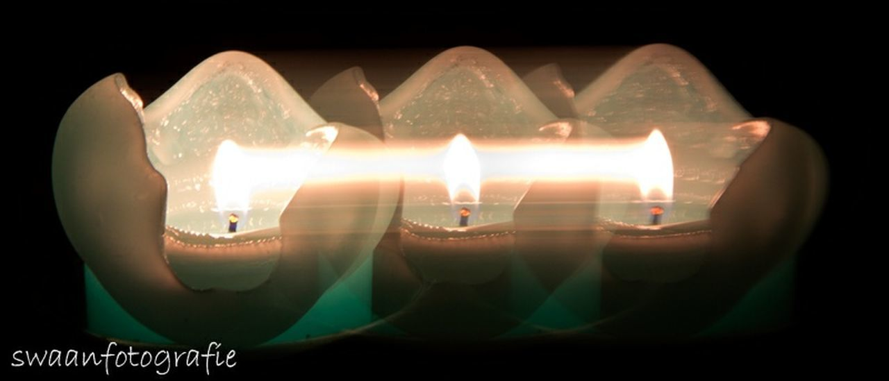 Playing With Mij Camera Mysterious My Art Abstract Swaanfotografie Art Candlelight Fire Playtime No Photoshop