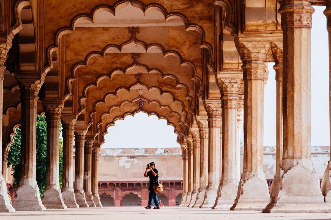 The Adventure Handbook Amazing Architecture Travel Photography Fatehpur Sikri Fatehpursikri The Traveler - 2015 EyeEm Awards India