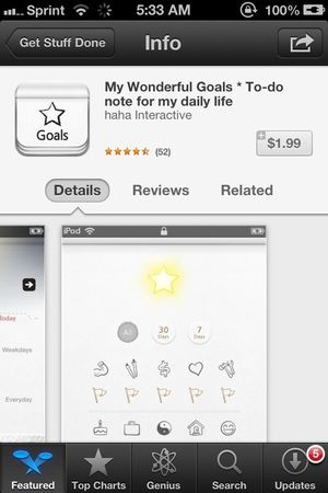Iphone Apps To Try