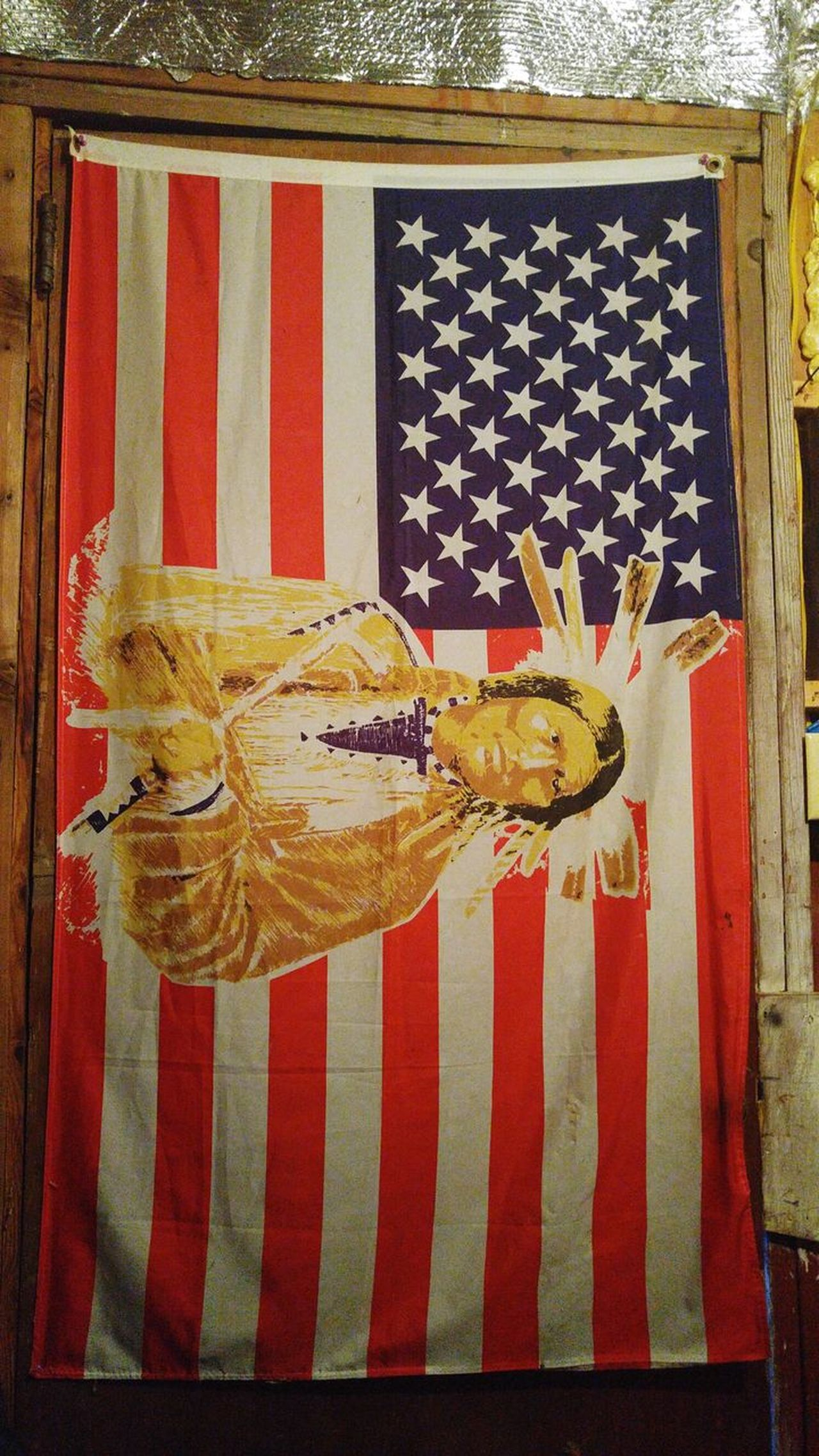 North America United States Of America Mullica Hill NJ New Jersey USA Tupponce Photography David Tupponce Native Americans Flags Upper Mattaponi Eastern Chickahominy Place Of Heart