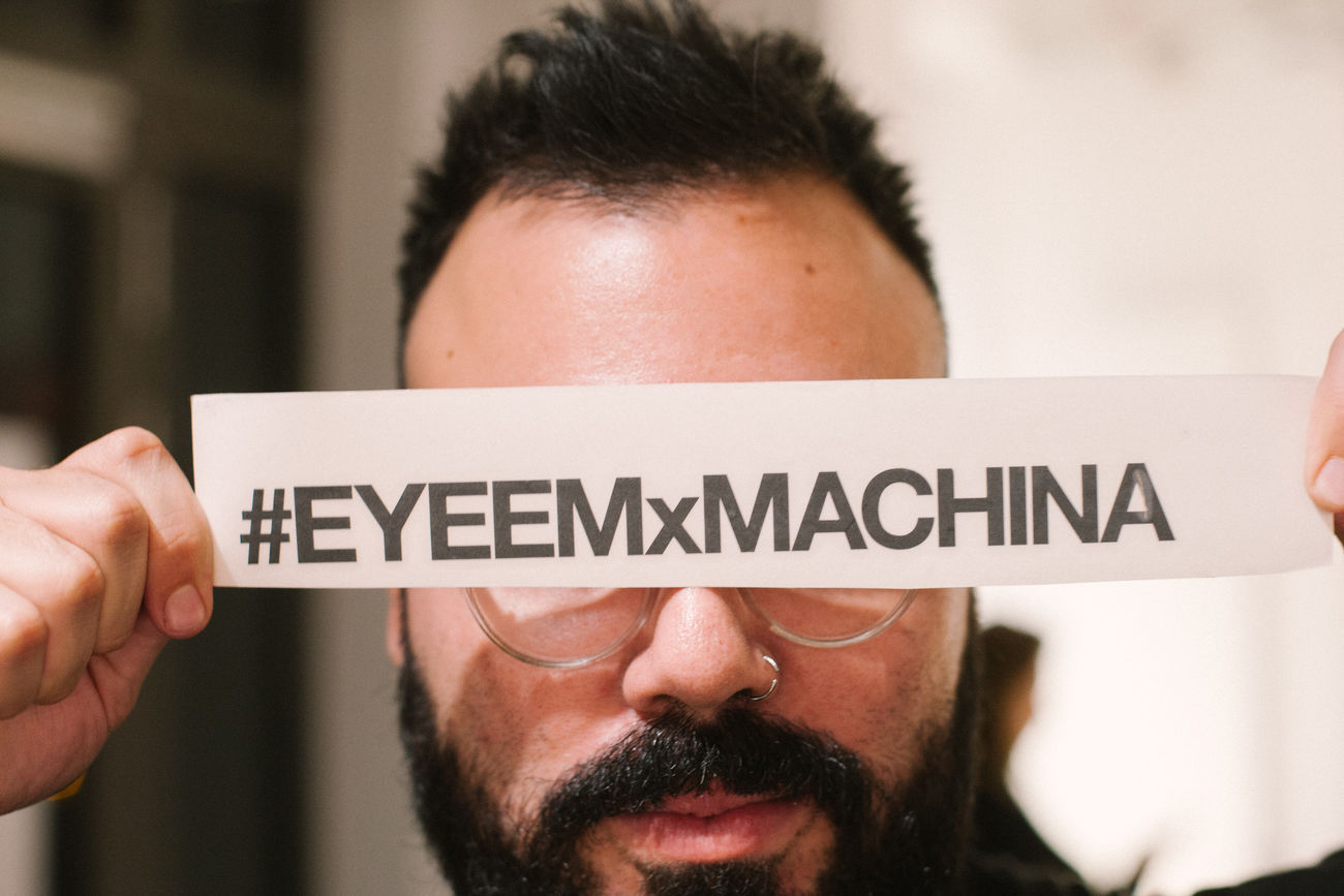 Yippee! The photos from our #EYEEMxMACHINA launch party are up 🎉 http://eyeem.ai/2fkhMdL