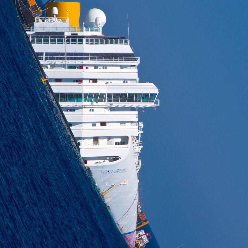 Sea Eye4photography  Costa Concordia From The Sea