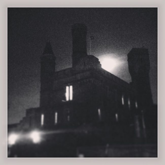 Telling Stories Differently Moonlight Gothic Northlondon Cityscapes