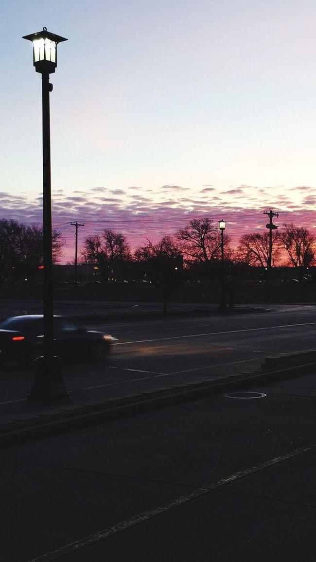 6am skies Sky