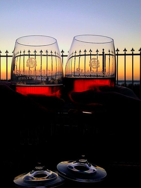 Wine Sunset #sun #clouds #skylovers #sky #nature #beautifulinnature #naturalbeauty #photography #landscape