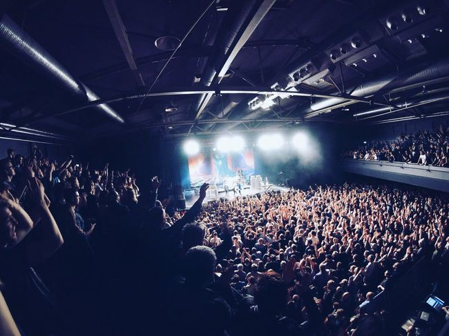 Concert Concert Photography Berlin Rock Wolfmother