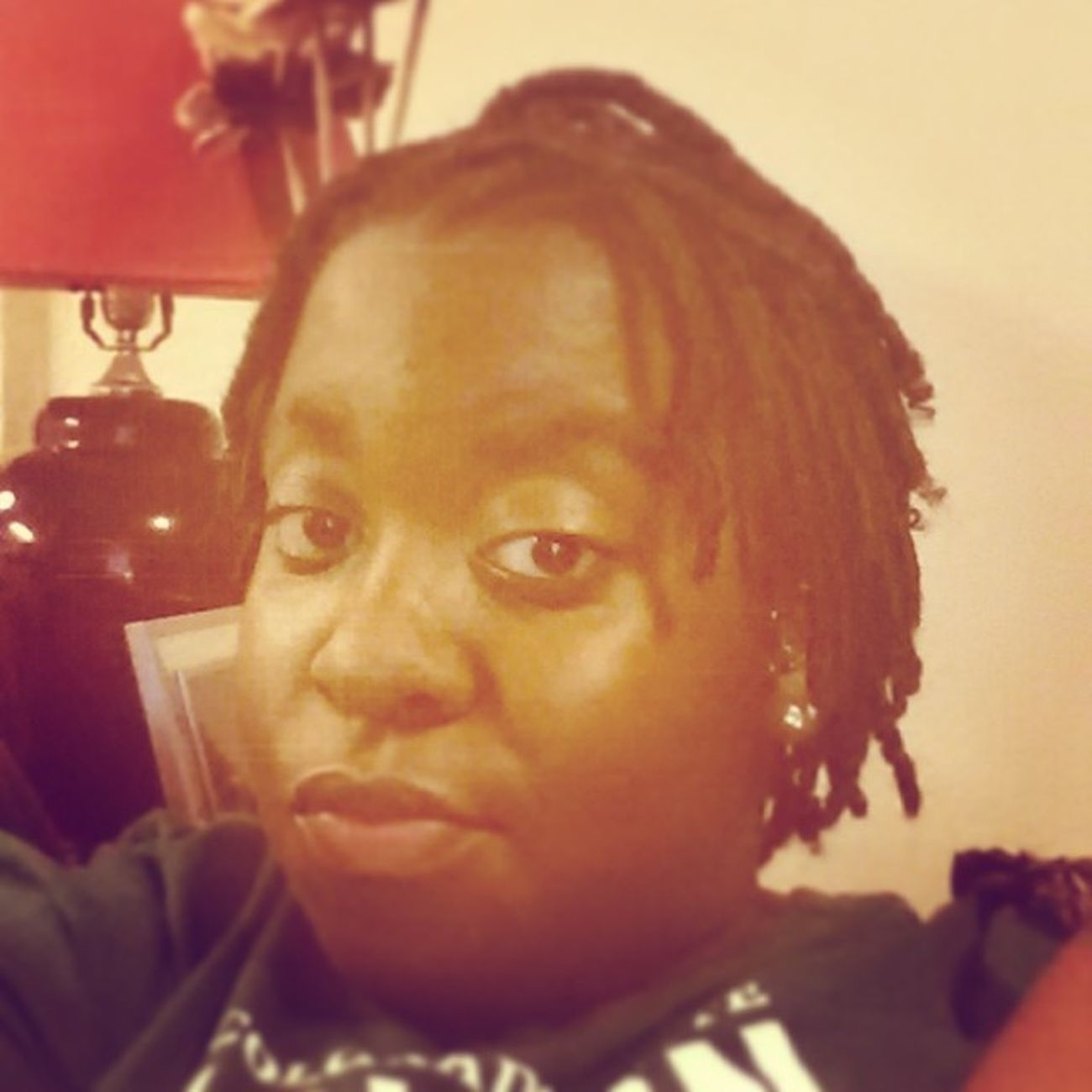 Finally got my starter locs! So excited for this new hair journey!! Newhair Newandimprovedme Lovinit ^_^