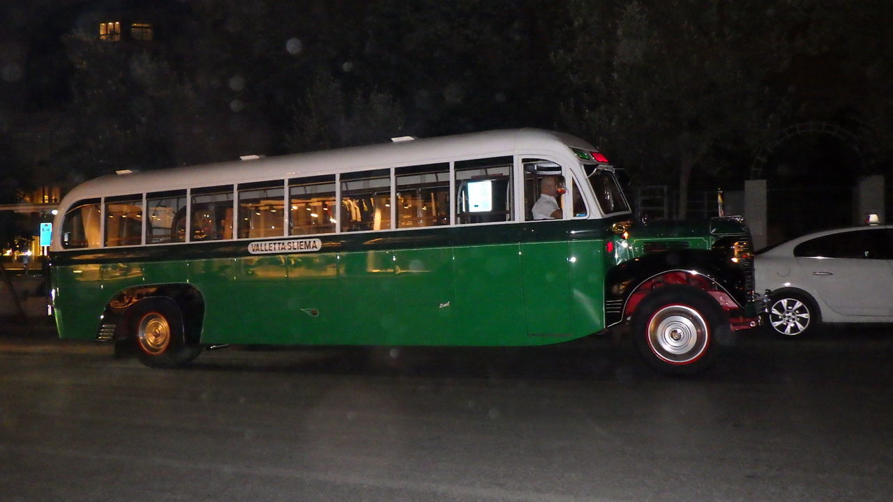 Night No People Old Transport Outdoors Tourism Transportation Vintage Bus