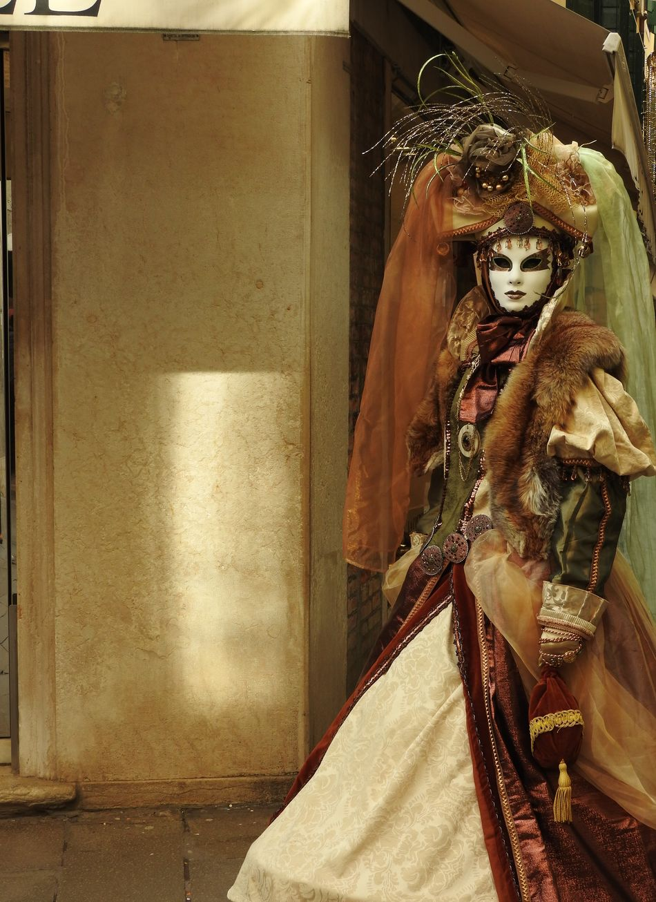 Carnival Carnival Spirit Carnival Time Clothes Culture Culture And Tradition Dress Dressed Up Girl Mask Mask - Disguise Masked Old Dress People Period Costume Person Personal Style Sun Sun Reflection Tradition Traditional Clothing Venice Carnival Venice Italy Venice, Italy