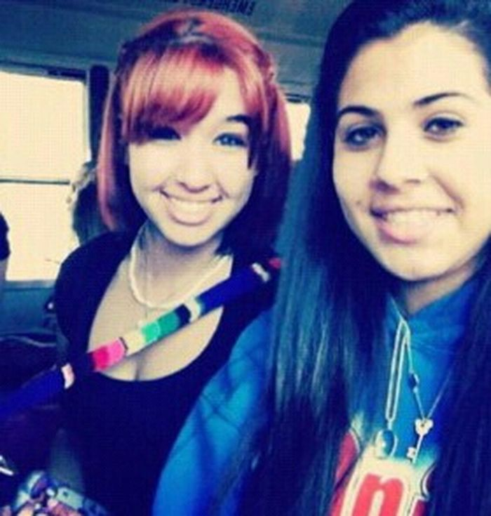 when i had my red hair