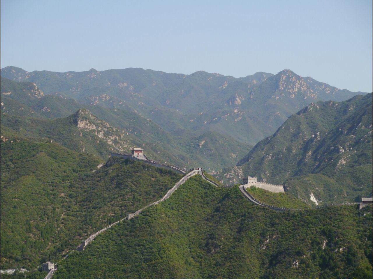Landscape China GangPolos