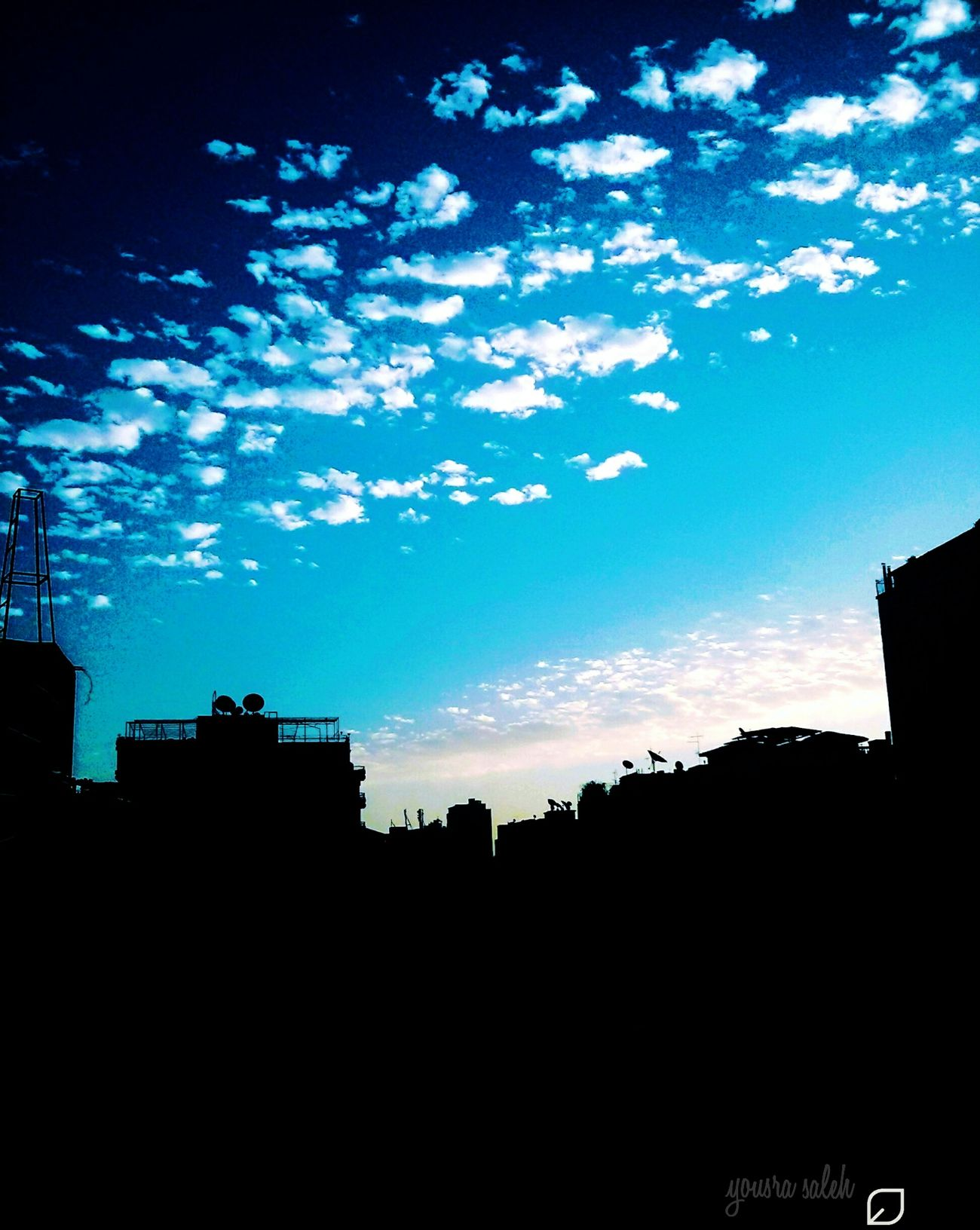 Sky View Sky View From The Top Floor Sky Clouds And Sky Clouds White Clouds Blue Sky Blue Sky White Clouds White Clouds And Blue Sky Cloudscape Nature Nature_collection Nature Photography Naturelovers Natural Beauty Landscape Landscape_Collection Shadows & Lights Morning Sky Black And Blue Satalite Dish Satalite Dishes Smartphonephotography Taking Photos Love To Take Photos ❤