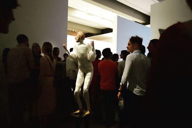 Asia Pacific Triennial Of Contemporary Art at Queensland Art Gallery Gallery Of Modern Art Qagoma in Brisbane Queensland