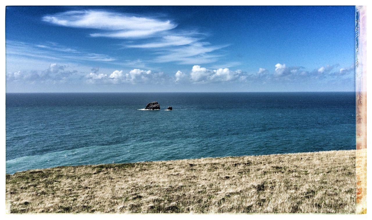 Cornwall Big Sea St Agnes