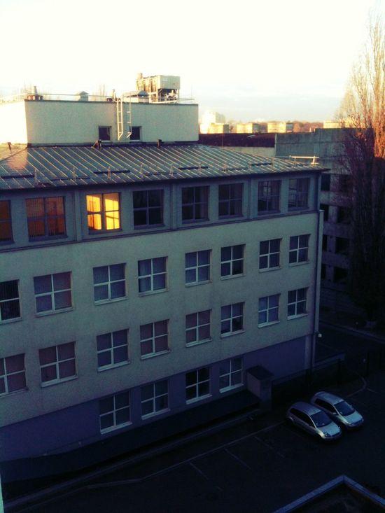 Morning at Kyiv Morning