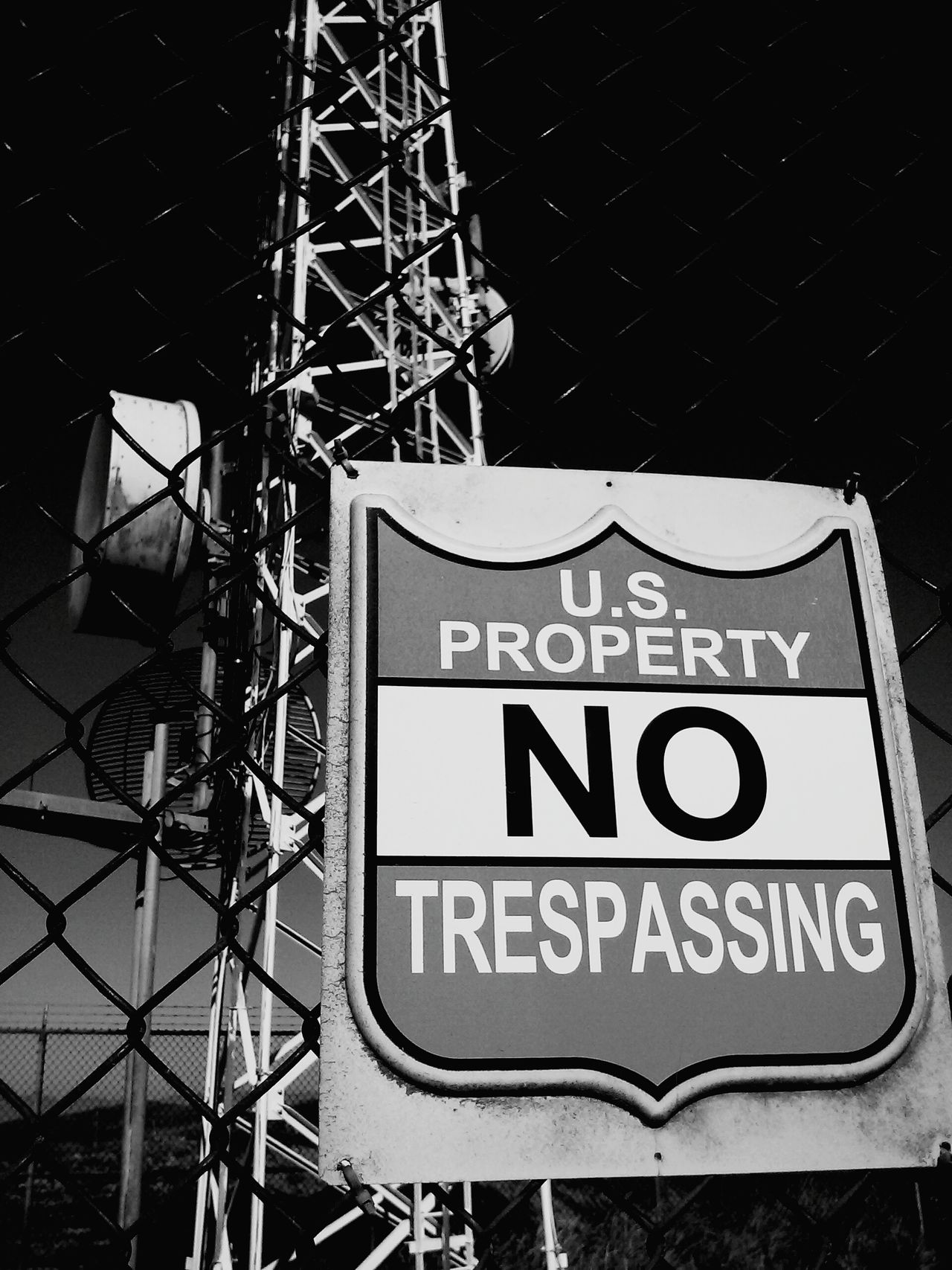 Loudthougts Notrespassing B&w Photography Adventures