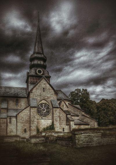 Varnhem cloister church Architecture Spirituality Church History Atmospheric Mood