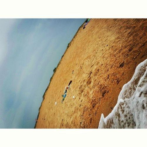 Bluesky Blackseaside Sea