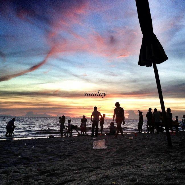 Thailand_allshots Enjoying The Sun Sunset Sky