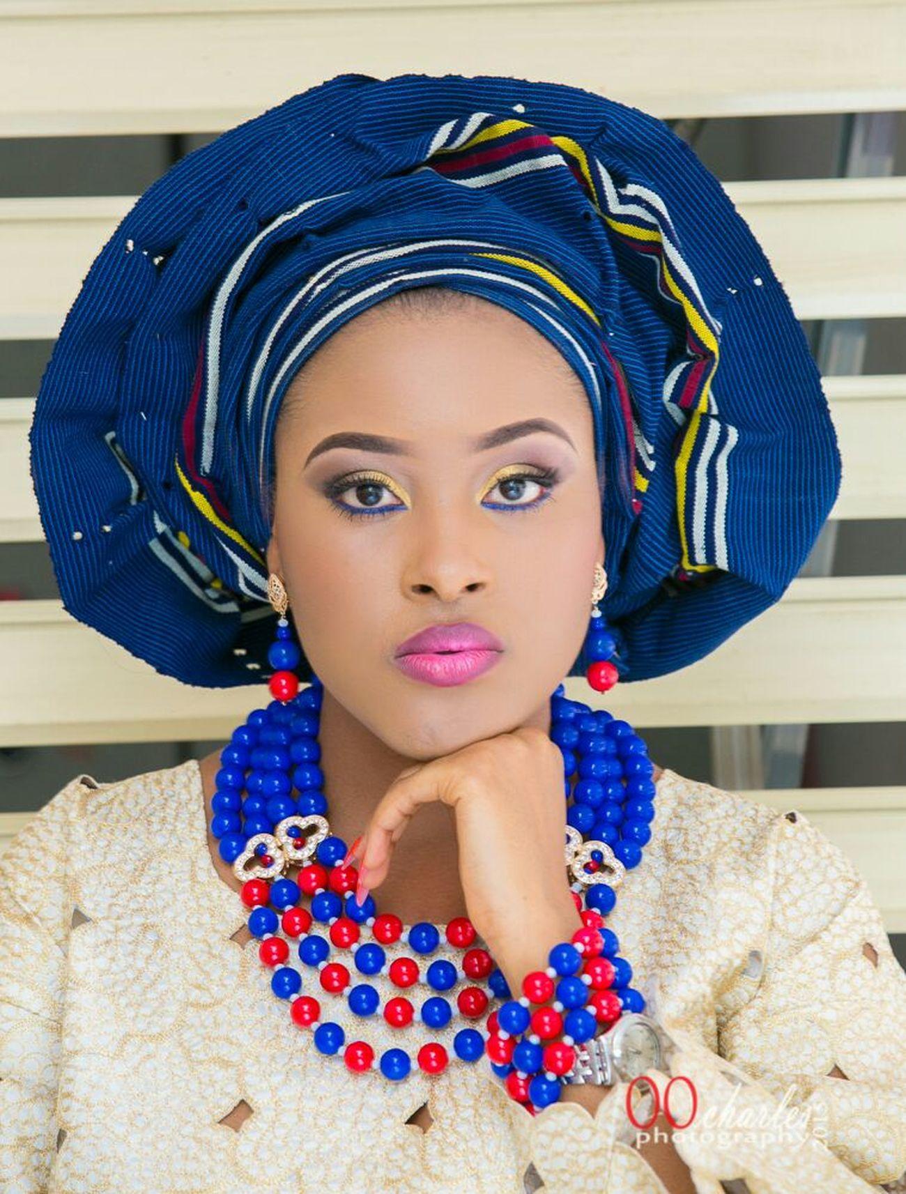 The Fashionist - 2015 EyeEm Awards the African bride