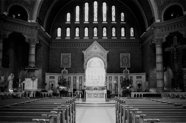 The Architect - 2016 EyeEm Awards Church God Jesus Christ Jesus Holy Trinity New York City NYC Film NikonFE2 Nikon Ilford Ilfordhp5 Ilford 400