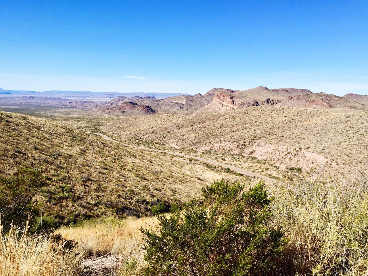 Beautiful stock photos of texas,  Beauty In Nature,  Big Bend National Park,  Clear Sky,  Copy Space