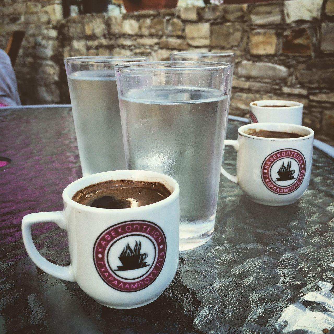Coffee Greek Coffee  Cyprus Food And Drink Holidays