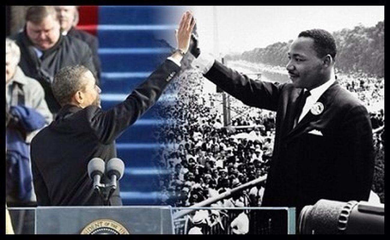 President Is Black