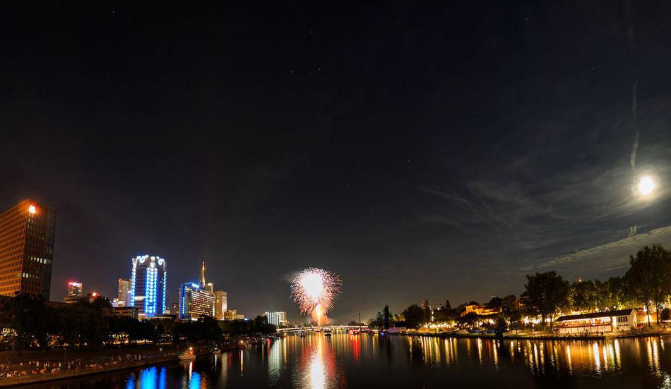 Beautiful stock photos of frankfurt, Architecture, Building Exterior, Built Structure, Celebration