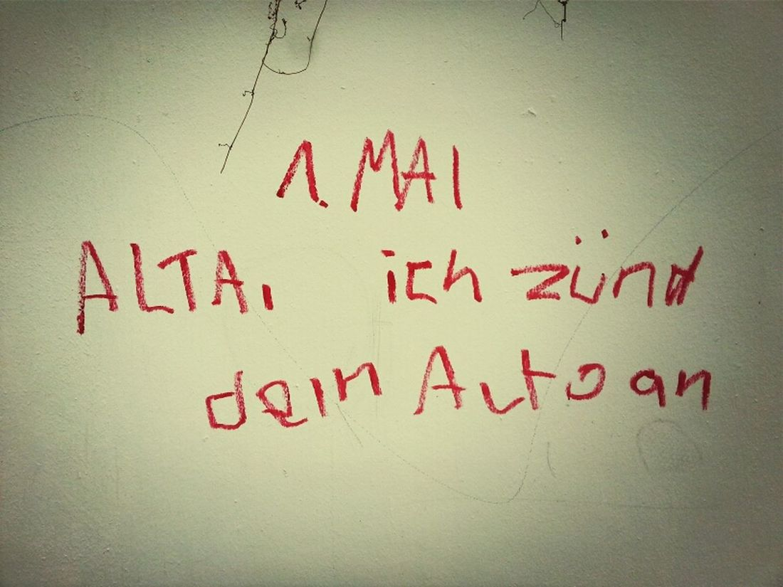 My Fucking Berlin Plattenbauflavor Wall Wisdom