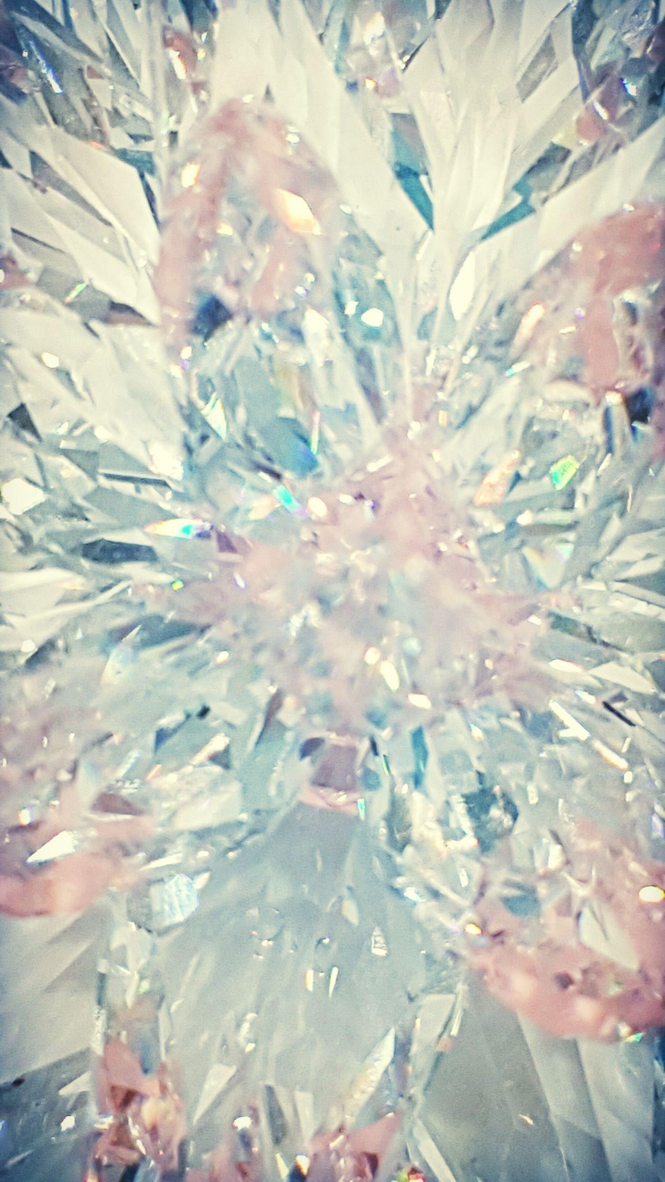 Crystal Flower, Crystal Crystal Clear