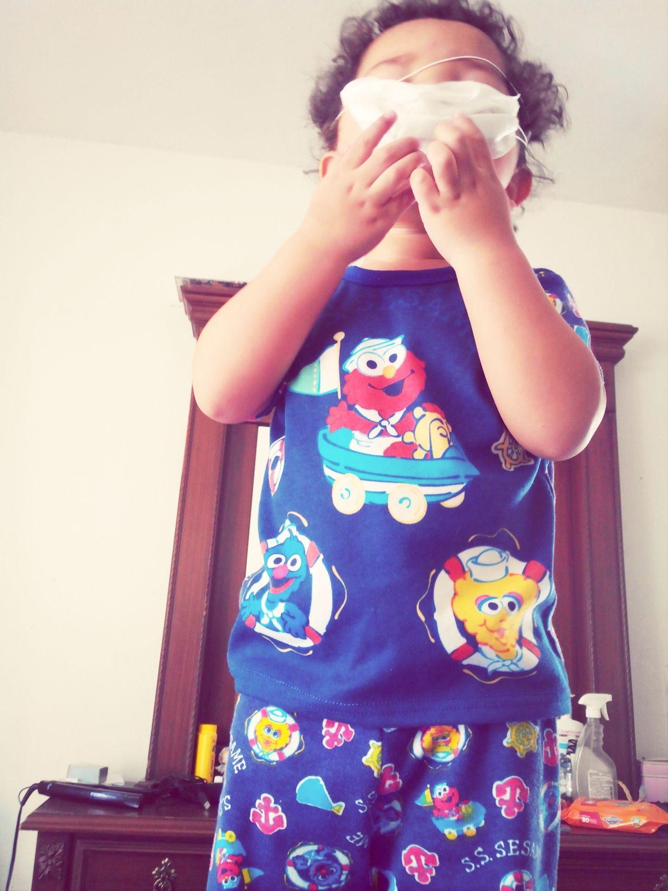 Gordito Pijama Elmo