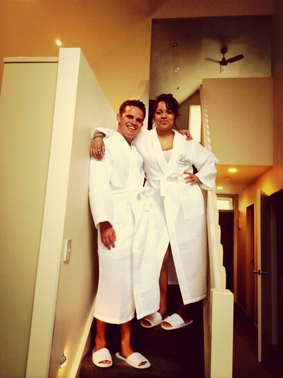 Royal with cousins! Royal Check This Out White Robes Resort