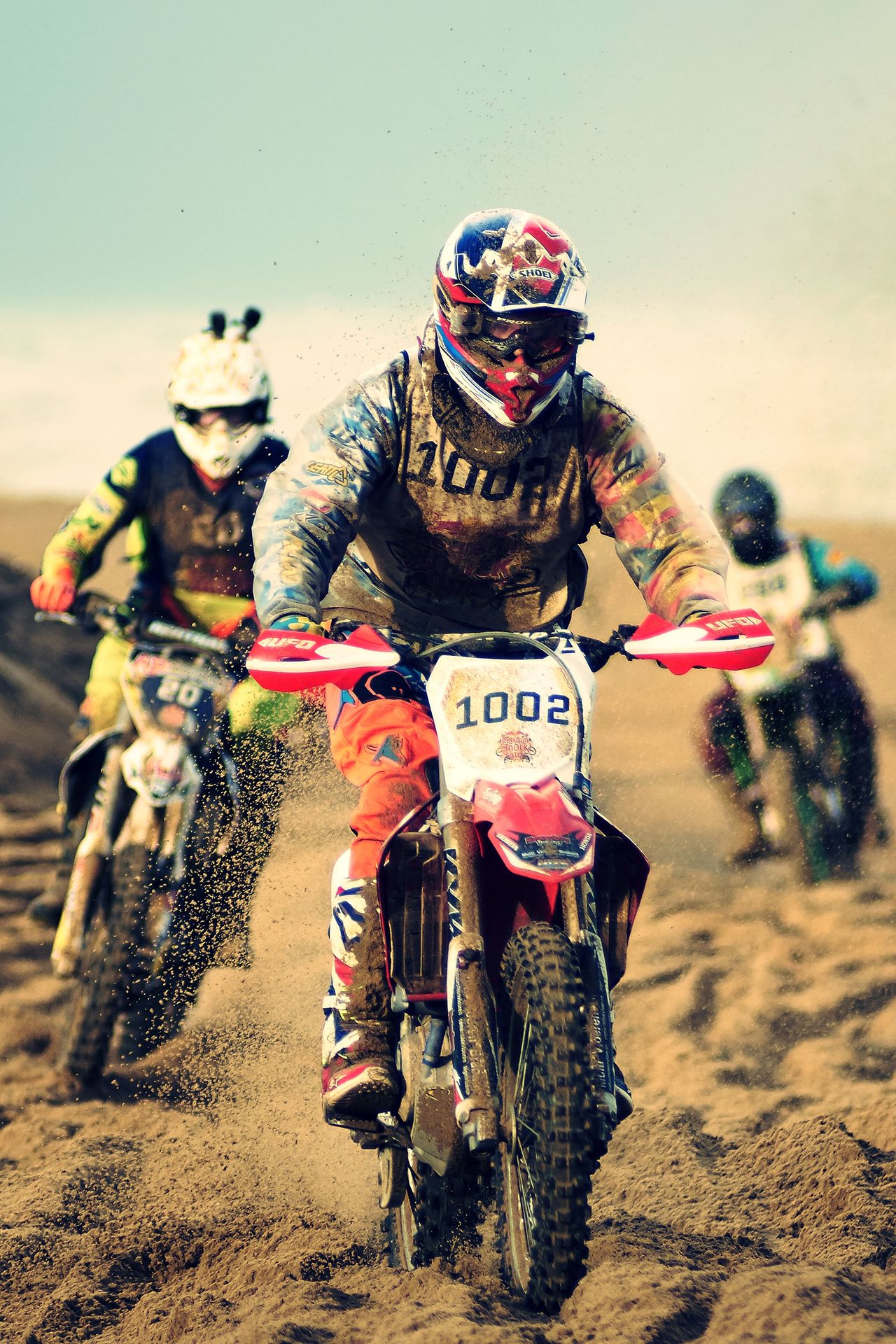 1002 Beach Day Motorcycles Outdoors Race RedBull RedbullEvents Sand