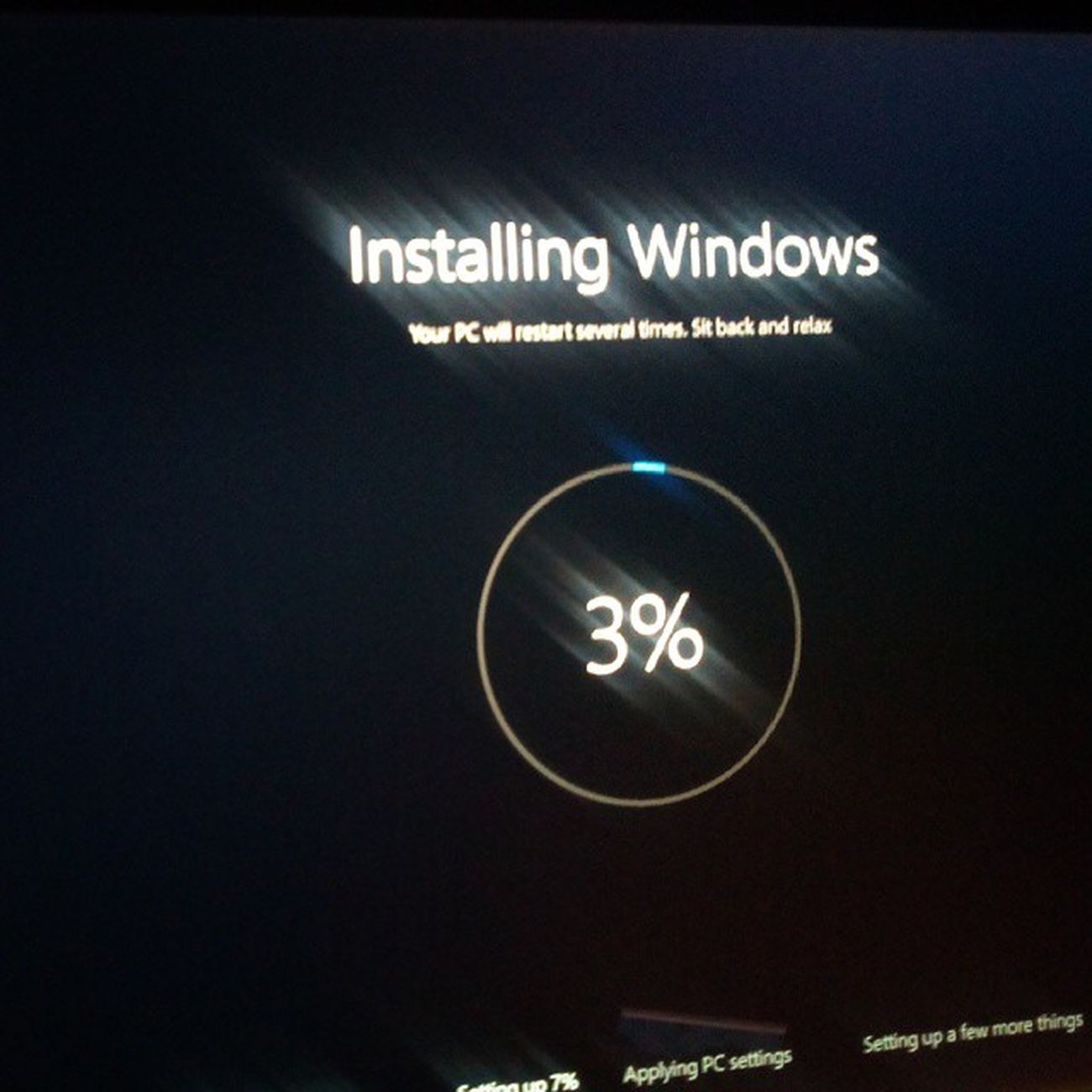 Hehehe Waited a long time for this.... Windows10 InsiderProgram