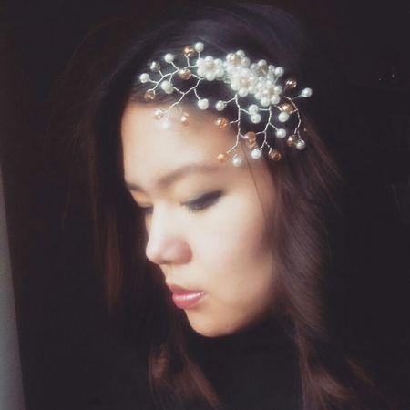 Modeling Asian Girl Beautiful Girl