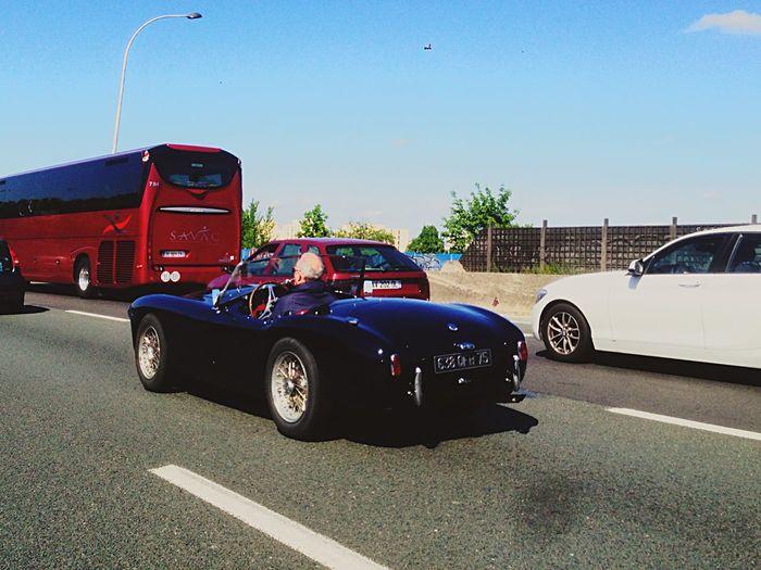 Paris ❤ A6 Autoroute  Voiture Collection Automobile Ancienne Automobile