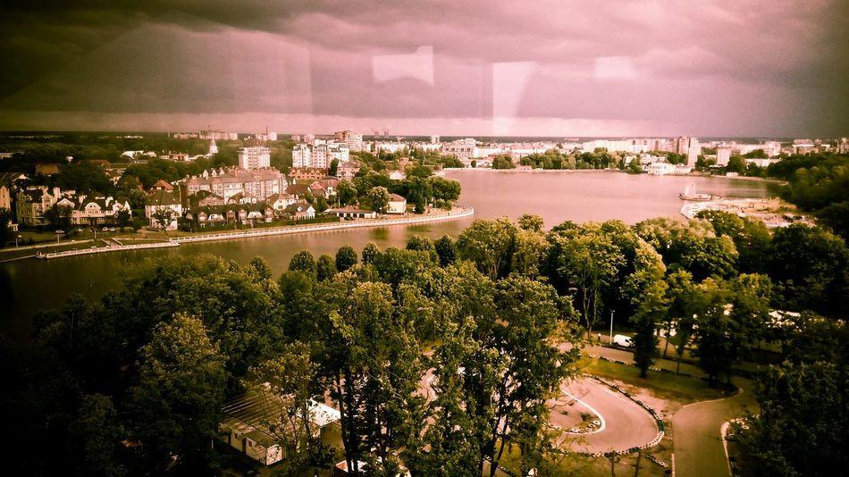 Kaliningrad калининград юность парк Nature Sky Travel Holiday Sun Colore First Eyeem Photo
