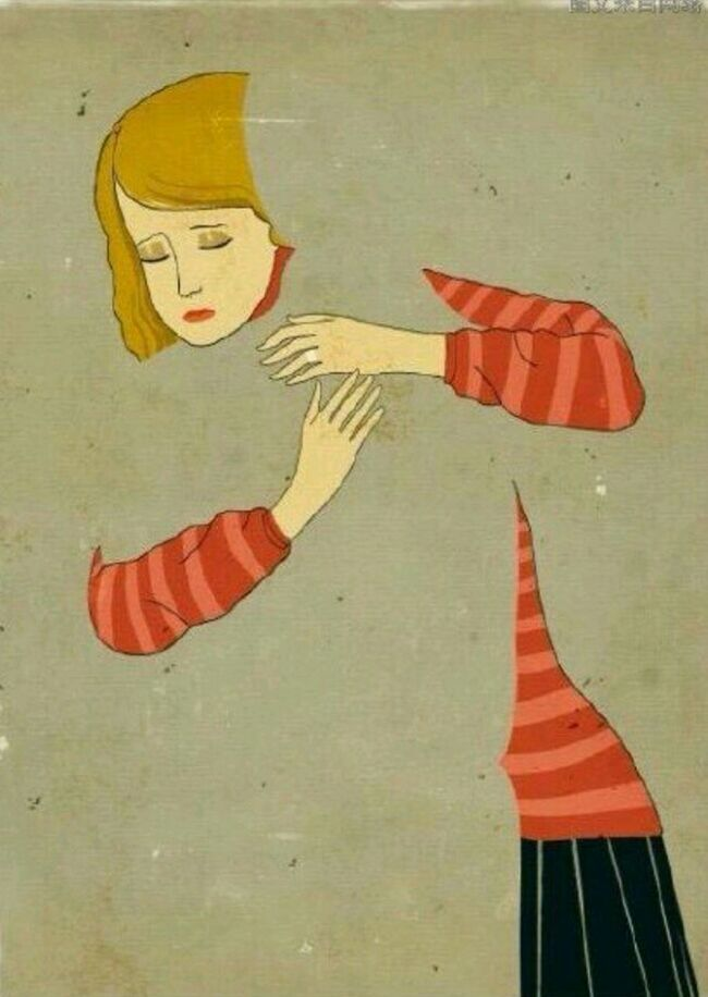 Just hug me for a while... It's Okay Not To Be Okay .