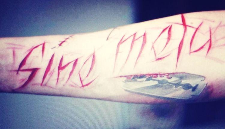 Tattoo Hard Beautiful Love
