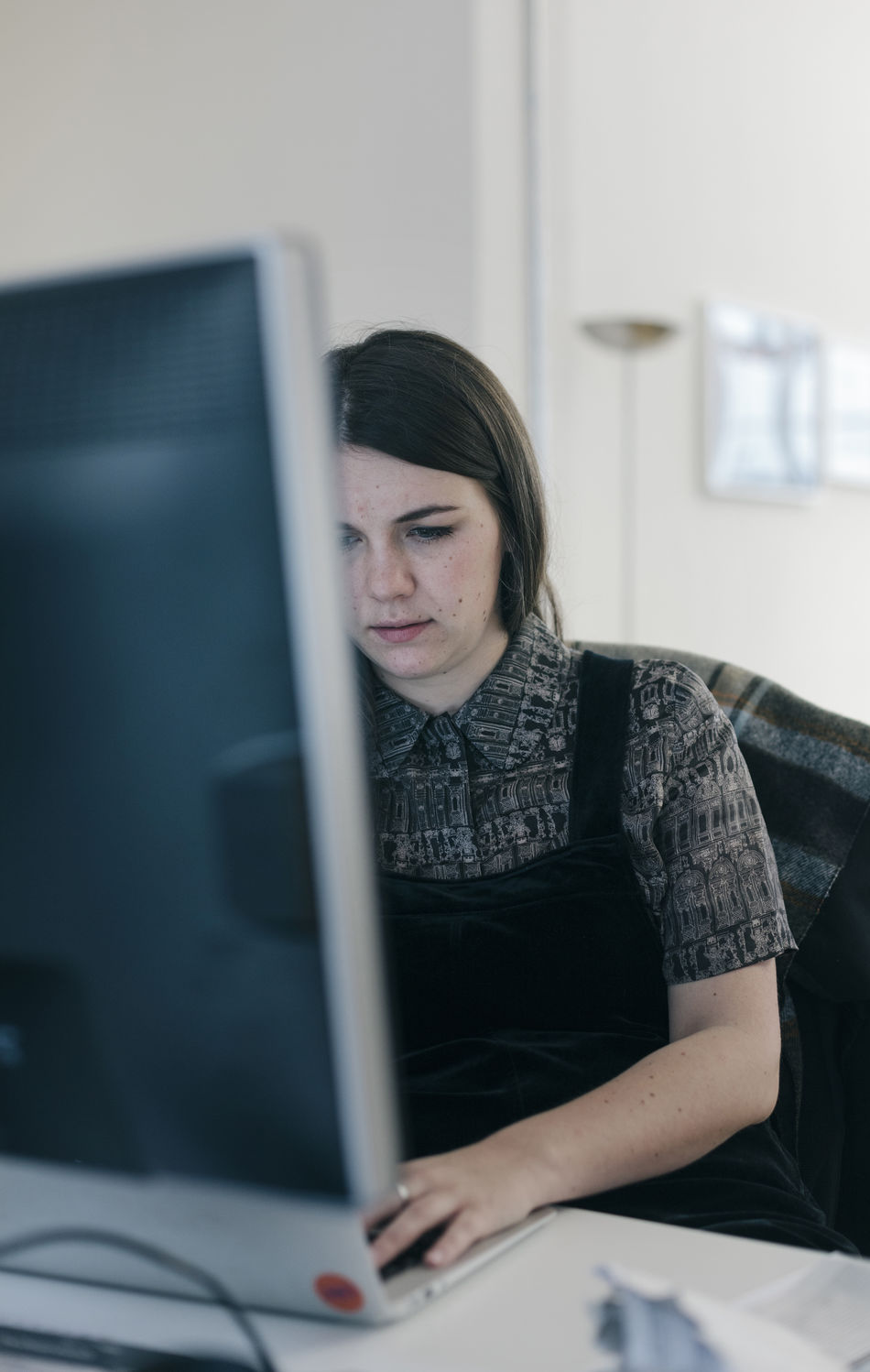 Beautiful stock photos of office, Berlin, Business, Computer Monitor, Concentration