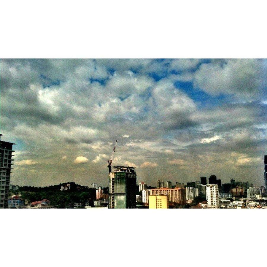 ILoveSky Awanbiru Awan Cloud GelombangBiru